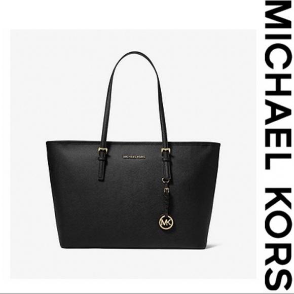 MICHAEL KORS Tote Bag - Black